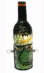 Haloween Bottle Project