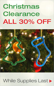 Christmas Clearance ALL 30% OFF