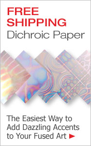 Get Free Shipping on Dichroic Paper