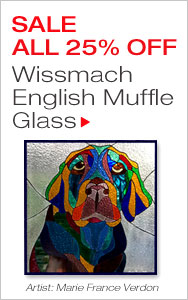 English Muffle Glass ALL 25% OFF