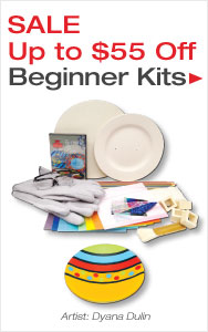 Up to $55 Off Beginner Kits - Try Something New