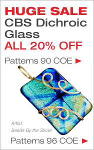 Save on CBS Pattern Dichroic