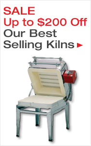 Up to $200 Off Top Selling Kilns
