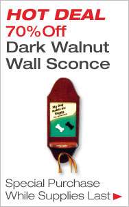 HOT DEAL 70% Off Wall Sconce Frames