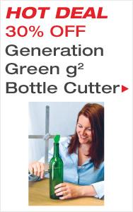 30% Off Bottle Cutter