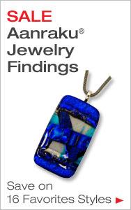 Save on Aanraku Jewelry Findings