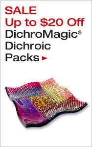 Up to $20 DichroMagic Dichroic Samplers