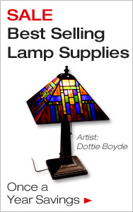 Annual Lamp Sale Going On Now