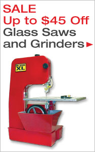 Save on Glass Saws and Grinders