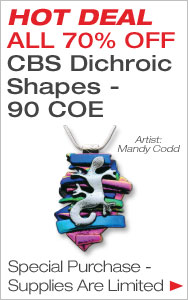 70% Off Special Purchase Dichroic Pre-Cuts