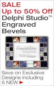 Up to 50% Off Exclusive Engraved Bevels