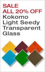 Save 20% Off Kokomo Seedy Glass