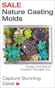Save on Detailed Casting Molds