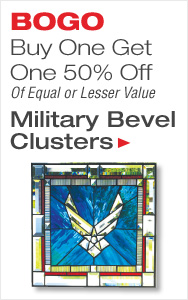 BOGO Military Clusters