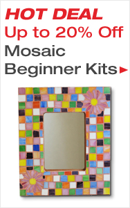 HOT DEAL Mosaic Kits While Supplies Last