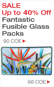 Up to 40% Off Glass Packs