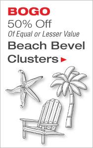BOGO 50% Off Beach Bevels