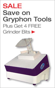 Save on Grhphon Tools + 4 FREE Grinder Bits with Qualified Purchase