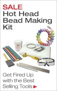 Save on the Best Selling Hot Head Bead Making Kit