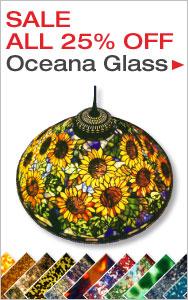 25% Off Premium Oceana Glass