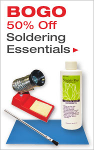 BOGO 50% OFF Soldering Essentials