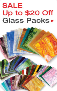 Up to $20 Off Glass Packs