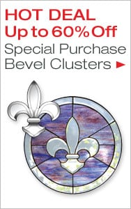Up to 60% Off Bevels Clusters