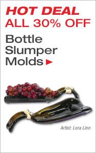 30% Off Bottle Molds