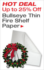 Up to 25% Off Thin Fire Paper