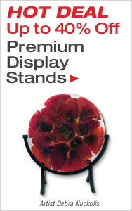 Up to 40% Off Display Stands