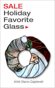 Save on Top Picks for Holiday Glass Art