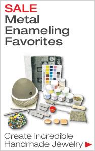 Discover Metal Enameling
