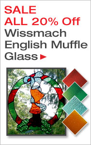 20% Off English Muffle Glass