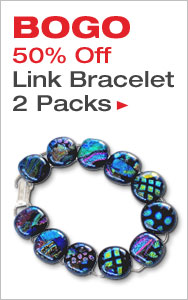 BOGO 50% Off Link Bracelet 2 packs