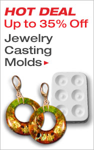 HOT DEAL Jewelry Casting Molds
