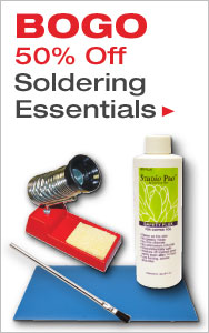 BOGO 50% Off Soldering Favorites