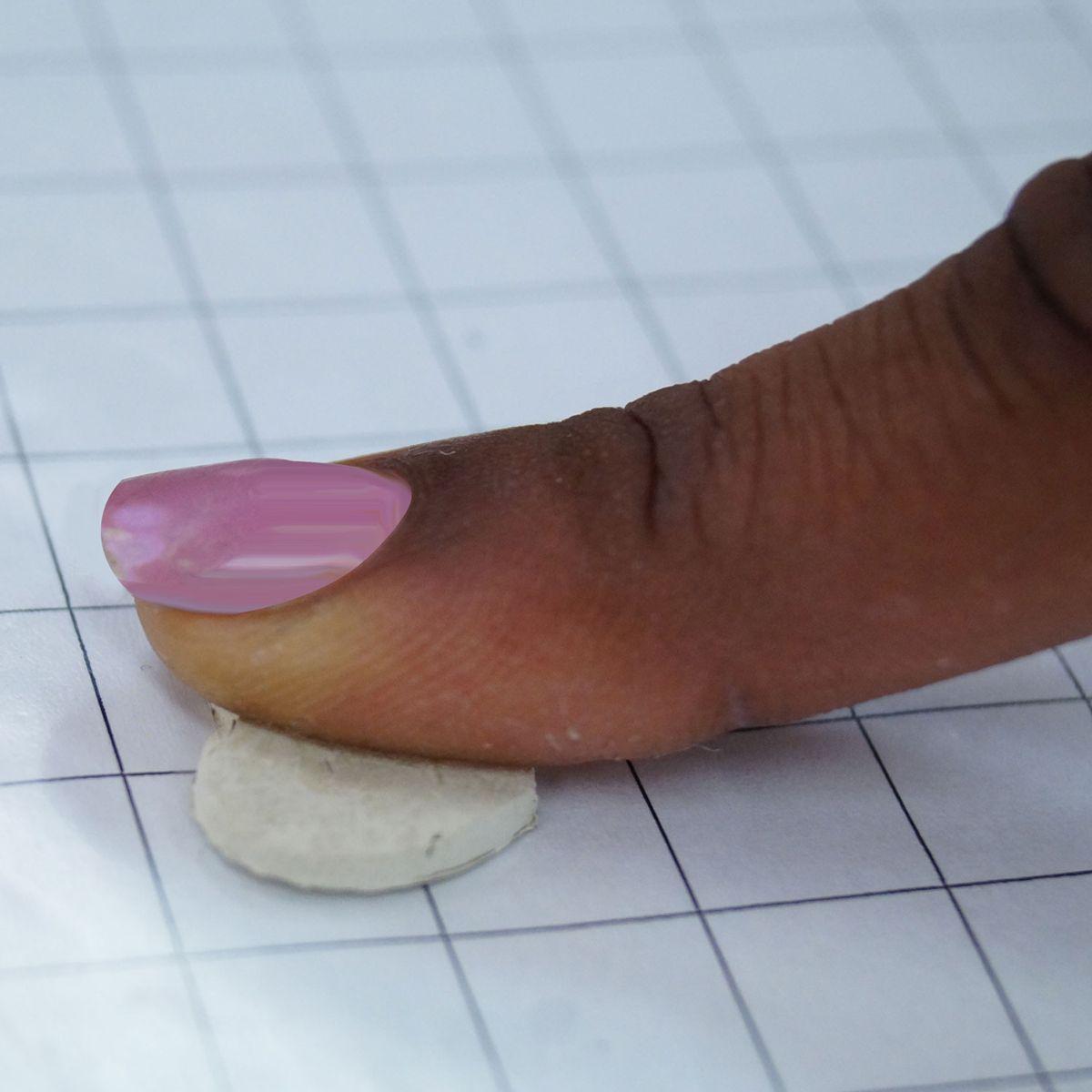 imprint fingerprint