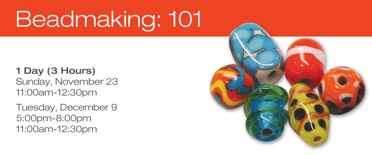 Beadmaking: 101