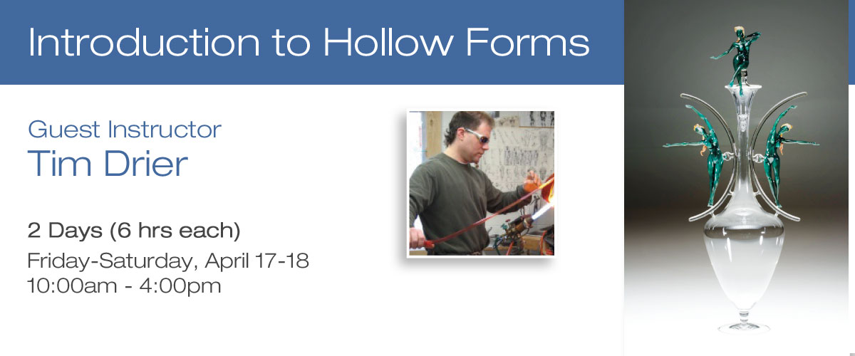 Intro to Hollow Forms with Tim  Drier