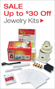 Up to $30 Off Jewelry Kits