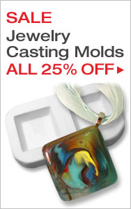 25% Off Jewelry Casting Molds