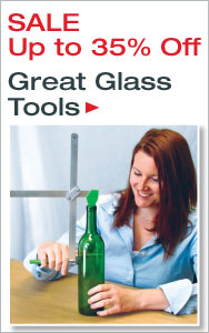Up to 35% Off Glass Tools