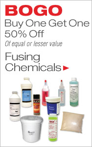BOGO 50% Off Fusing Chemicals