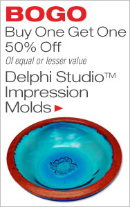BOGO 50% Off Delphi Studio Impression Molds