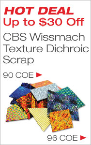 HOT DEAL - Save Big on Dichroic Scrap