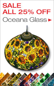 25% Off Oceana Glass