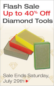 Diamond Tools Flash Sale