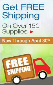 Get Free Shipping on Select Items Through April 30th
