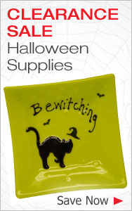 Halloween Clearance Sale