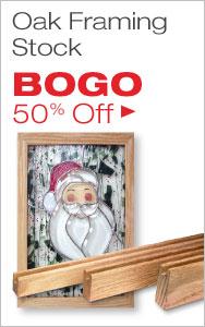 BOGO Oak Framing